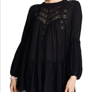 Free People KISS KISS Tunic NWT